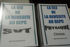 Livre Physique Chimie
