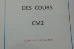 Livre Recueil CM2